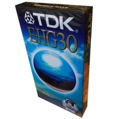 Tdk E-HG 30 Vhs-c kazetta