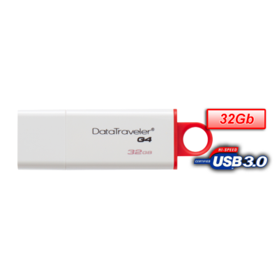 KINGSTON Pendrive 32GB, DTI Gen 4 USB 3.0